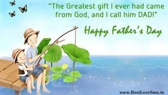 Happy Fathers Day Sms, Wishes, Quotes, Greetings Images, Messages | Wishes Quotes | Scoop.it