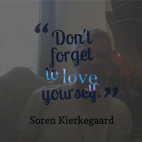 Don't forget to love yourself | Quotes | Scoop.it