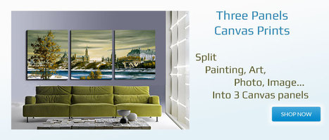 Canvas Photo Prints, Photos On Canvas, Ottawa Canada | Germotte Photo and Framing Studio | Scoop.it