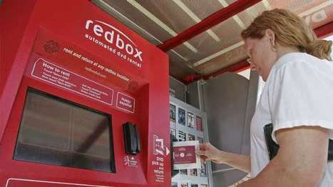 Redbox could launch a streaming service again | Internet of Things - Company and Research Focus | Scoop.it