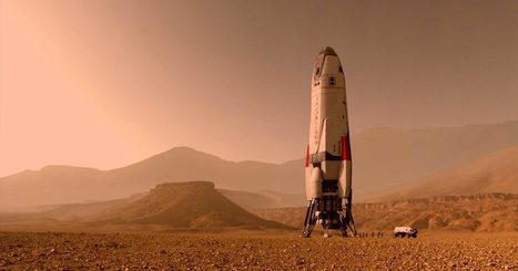 Inside Nat Geo's Incredible Documentary Mission to Mars | Technology in Business Today | Scoop.it