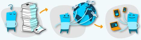 Hubii. Moteur de recherche d'informations a partir d'une carte. | Time to Learn | Scoop.it