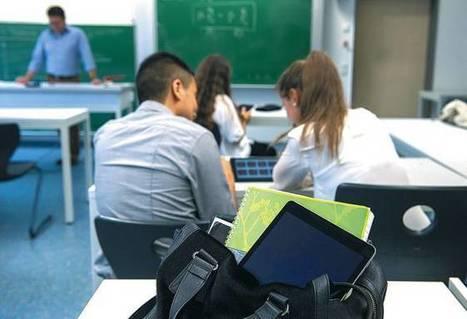 Schulversuch im Südwesten: Tablet-PCs halten Einzug in Klassenzimmern   Lernen mit mobilen Endgeräten   Scoop.it