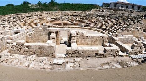 Grecia: El antiguo teatro de Larisa abre sus puertas al público | acropolis | Scoop.it