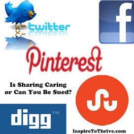 Inspire to Thrive: Pinning, Posting, Tweeting, and Sharing | Inspiring Social Media | Scoop.it