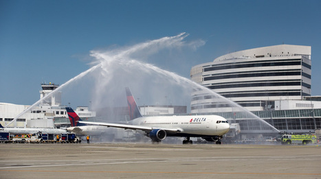 Sea-Tac Welcomes Delta's Latest New International Service to Seoul | travel and tour world | Scoop.it