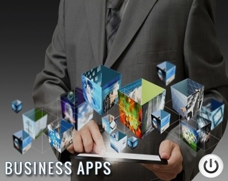 16 New Productivity Apps in August 2013 | Technology in Business Today | Scoop.it