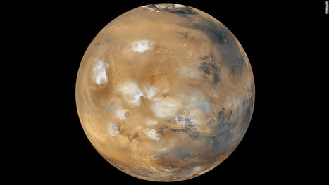 Breathing perfect air on Mars is possible, study says - CNN.com | Space matters | Scoop.it