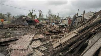 Vanuatu development wiped out by Cyclone | The amazing world of Geography | Scoop.it
