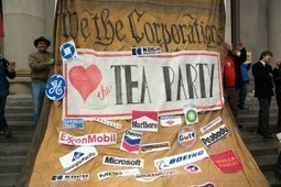 Tea Party America: Corporations Win While Workers Pay the Price (Video) | Daily Crew | Scoop.it