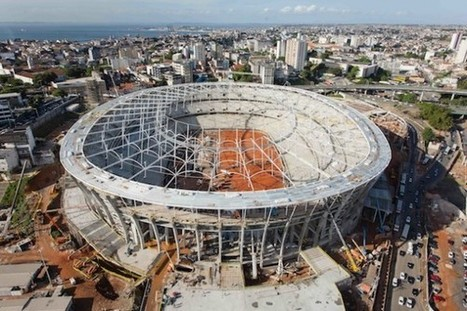 How Do You Build a Stadium in The Rainforest? – News Watch   South America   Scoop.it