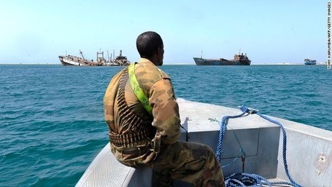 """Piracy in the Sub-Saharan Realm is """"Good"""" Money. 