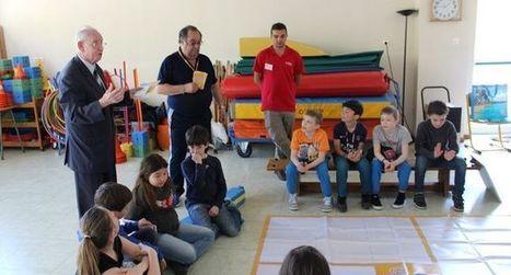 Sarrancolin : la Prévention routière à l'école  sur les risques de la route | Vallée d'Aure - Pyrénées | Scoop.it