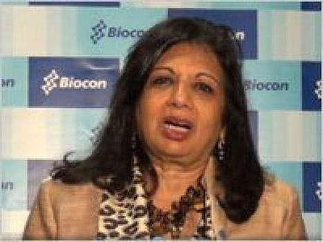 Biocon sets up CoE; says biotech sector aims $100 b revenue - Hindu Business Line | Business of Life Science | Scoop.it