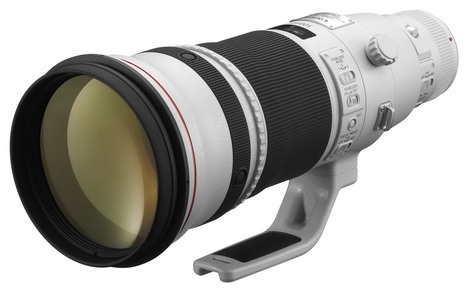 EF 500 f/4L IS II & EF 600 f/4L IS II Shipping Delayed Into 2012 | Photography Gear News | Scoop.it