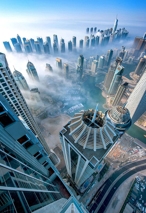 Stunning photographs of Dubai by Sebastian opitz from 85th Floor | Incredible Snaps | Everything from Social Media to F1 to Photography to Anything Interesting | Scoop.it