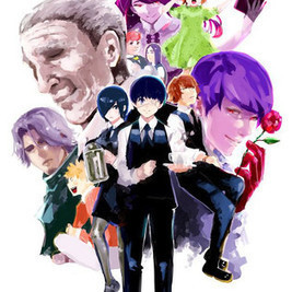 Tokyo Ghoul Manga Gets Live-Action Film | Noticias Anime [es] | Scoop.it