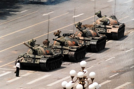 Collective amnesia prevails in China 25 years after Tiananmen Square | Ms. Postlethwaite's Human Geography Page | Scoop.it