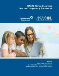 Blending Learning: The Evolution of Online and Face-to-Face Education from 2008–2015 - iNACOL | 2share4learning | Scoop.it