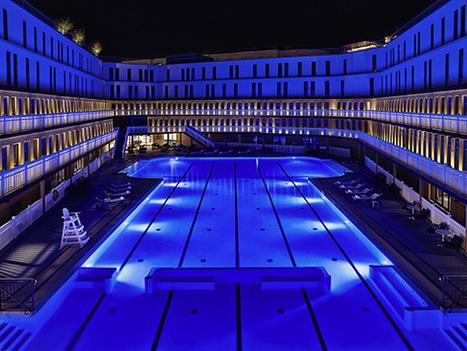 Réveillon du Nouvel an à la piscine Molitor | Les Gentils PariZiens : style & art de vivre | Scoop.it