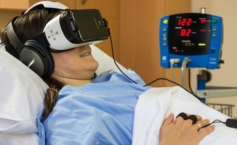 Virtual reality test to help patients | cool stuff from research | Scoop.it