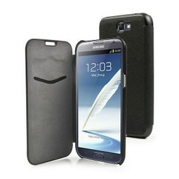 Etui Galaxy Note 2 Folio Muvit : Accessoire Samsung | Etui iPhone | Actualité Samsung mobile | Scoop.it