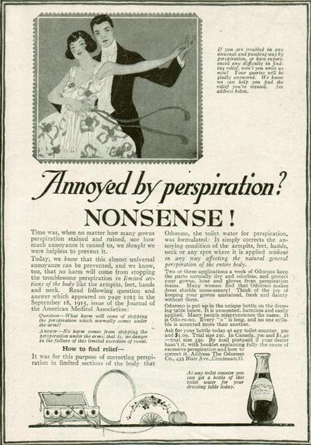How Advertisers Convinced Americans They Smelled Bad | Photo Gallery | Smithsonian.com | A Cultural History of Advertising | Scoop.it