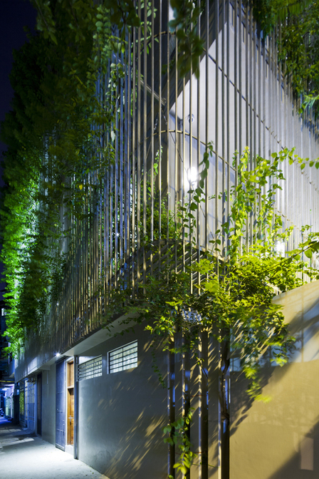 Green Renovation / Vo Trong Nghia Architects | architecture verte | Scoop.it