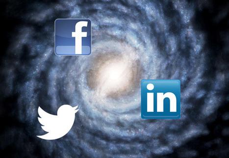 De belangrijkste planeten van het Social Media universum [infographic]   Twittermania   Social Media Overzicht   Scoop.it