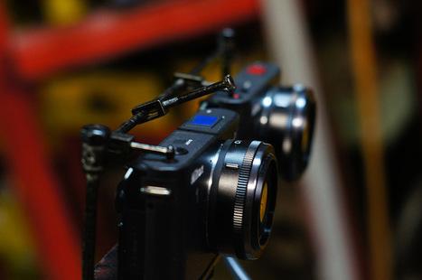 DIY Nikon 1 J1 rig used to record 3D video | Nikon Rumors | Selfmade | Scoop.it