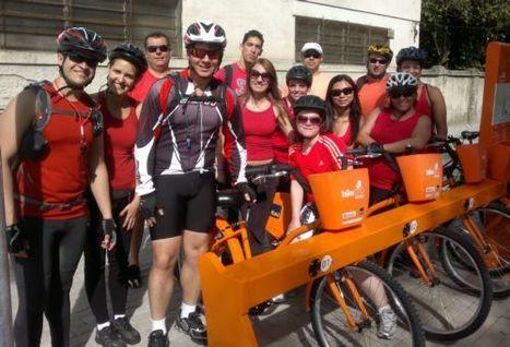 Paulistanos descobrem aluguel de bike | Urban Life | Scoop.it