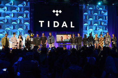 Jay Z's Historic Tidal Launches With 16 Artist Stakeholders | MUSIC:ENTER | Scoop.it