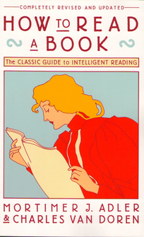 The Art of Reading: Inspectional Reading | Librarysoul | Scoop.it