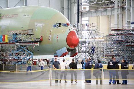 L'aéronautique innove pour mieux recruter   Benchmark RH   Scoop.it
