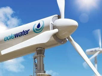 Wind Turbine Makes 1,000 Liters of Clean Water a Day in the Desert   The UK Engineer   Scoop.it