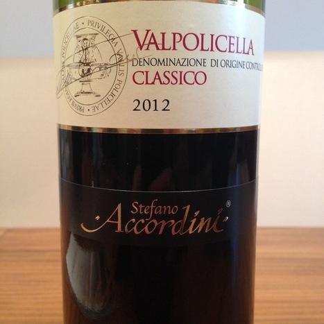 2012 Valpolicella Classico Corvina Blend, Stefano Accordini   Terroir Amarone   Scoop.it