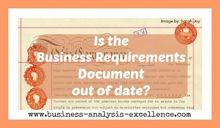 Business Requirements Document | Content Still Relevant? | Business Analysis | Scoop.it