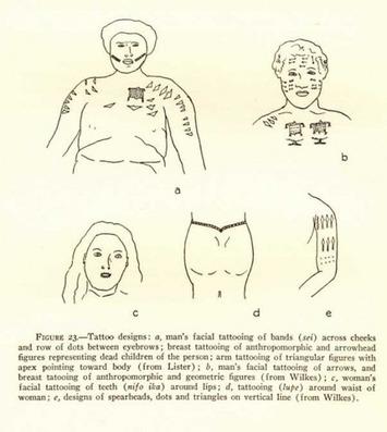 Tokelau tattoo and tattooing: Tokelau language week 2013 | Te Papa (Nouvelle-Zélande) | Kiosque du monde : Océanie | Scoop.it