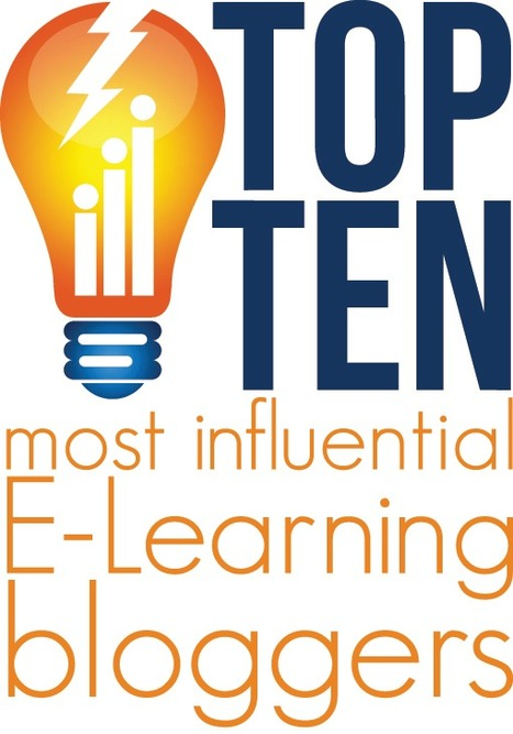 Introducing the Top Ten Most Influential Bloggers | E-Learning Council | Learning Happens Everywhere! | Scoop.it
