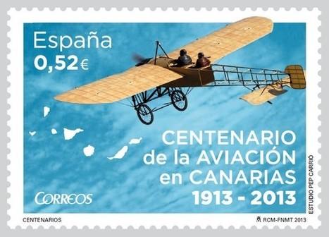 Centenario de la aviación en Canarias, un legado que tiene valor ... - La Tribuna de Albacete | SOFIMA Online | Scoop.it