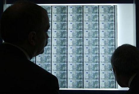 Las empresas piden dinero al extranjero | ¿Cómo ha reaccionado el Banco de España ante la crisis? | Scoop.it
