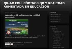 "Realidad Aumentada en el Curso Investigando antes de la Universidad | aumenta.me | Openness in Education and New ""Trends"" in Educational Technology 