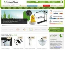 Codes promo Ecologie-Shop valides et vérifiés à la mai | codes promos | Scoop.it