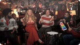 ESLvideo.com :: Jimmy Fallon, Mariah Carey & The Roots: | Keep learning | Scoop.it