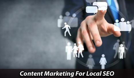 How To Make Content Marketing Drive Local SEO | Nebseo Digital Marketing world | Scoop.it