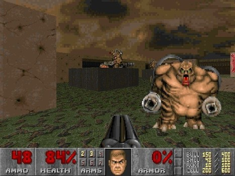 First gameplay footage of Doom revealed at QuakeCon and we saw it | Pocketpt.net | Scoop.it