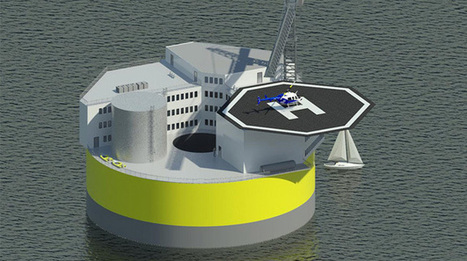 MIT invents meltdown-proof floating nuclear reactor | Science! | Geek.com | Technology changing the common life | Scoop.it