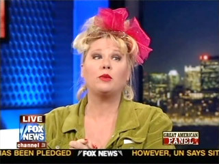 "Victoria Jackson Thinks Obama's ""Private Army"" Might Kill Her 