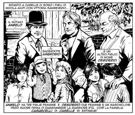 Gli antenati raccontati attraverso i fumetti | Généal'italie | Scoop.it