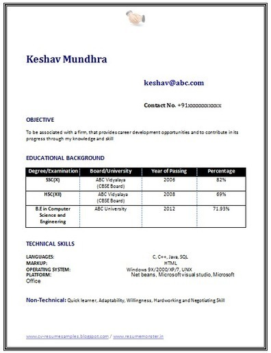 Template High School Student Resume Template Resume And Student resume for  high Brefash
